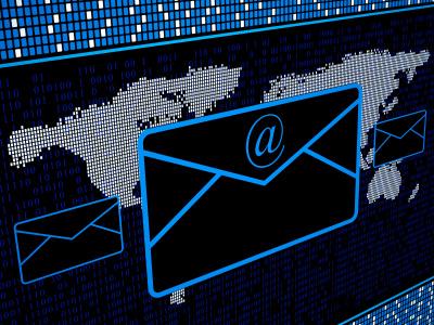 电子邮件,概念,数字化显示,商务,计算机,公共信箱,信函,沟通,联系,通信