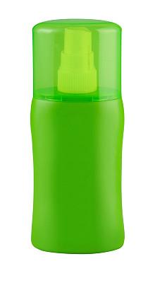 喷雾瓶,鸭舌帽,剪贴路径,健康保健,空的,瓶盖,清新,一个物体,背景分离,塑胶