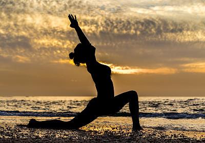 瑜伽,女人,成年的,仅成年人,青年人,人,仅一个青年女人,仅女人,仅一个女人