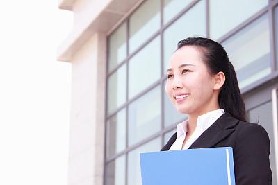 亚洲,女商人,商务,经理,专业人员,肖像,一个人,文件,现代,女人