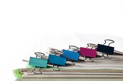 清单,商务,策略,文件,教会,色彩鲜艳,堆,背景,商务策略,消息