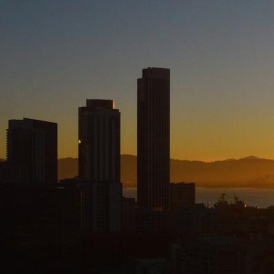 加利福尼亚,都市风景,旧金山,国际著名景点,商务,城市生活,黄昏,现代,建筑业,著名景点