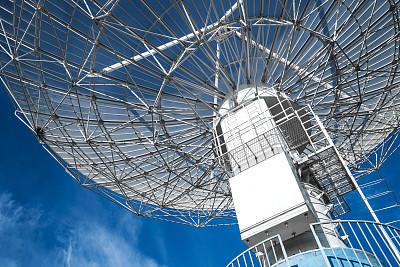 射电望远镜,空间探索,技术,云,商业金融和工业,想法,行星,星系,自然,卫星