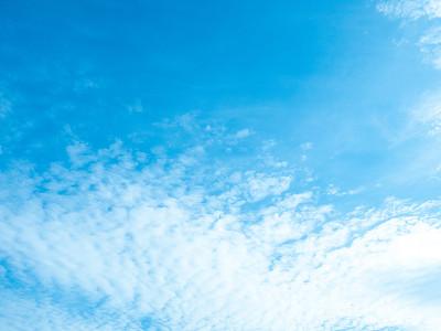 云,秋天,万里无云,地形,气候,云景,自由,风,环境,简单