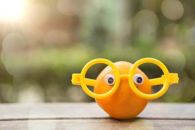 蔬菜,水果,乐趣,橙子,概念,单片眼镜,农业,素食,土耳其,清新