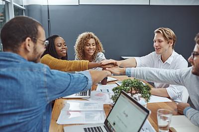 一个人,全部,专业人员,部分,垒起,策略,堆,商务策略,创作行业,办公室