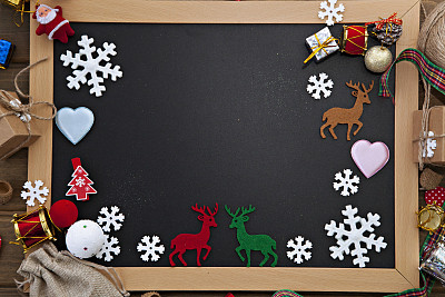 背景,信函,华丽的,贺卡,圣诞装饰物,空的,绳子,土耳其,圣诞卡