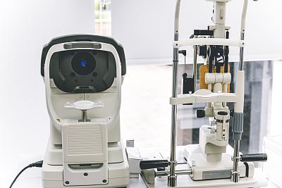 现代,人的眼睛,设备用品,实验室,健康保健工作人员,专业人员,医药职业,药,x光仪器,技术