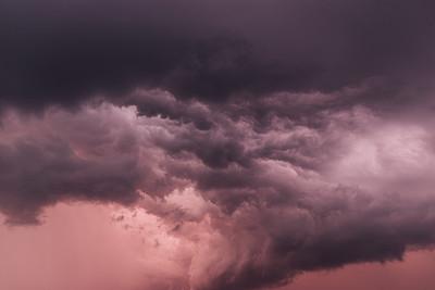 乌云,气候,寒冷,热,暗色,云景,风,环境,云,自然神力