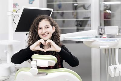 心型,牙科诊疗室,口腔卫生,健康保健,儿童牙科,医学检测,舒服,牙医,手指框,医疗保险