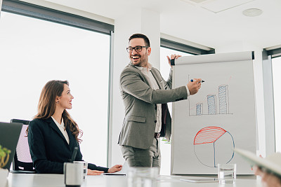幸福,男商人,白板,商务,专门技术,专业人员,首席执行官,商业金融和工业,想法,创作行业