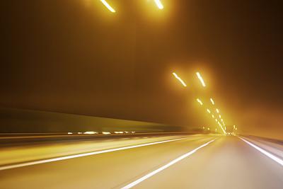 在活动中,旅途,前灯,灯笼,沥青,暗色,尾灯,汽车,交通,黄昏