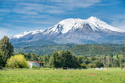 Volcán Calbuco View from Route 225