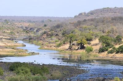 克鲁格国家公园,自然,非洲,野生动物,风景,环境,环境保护,图像,草,萨凡纳港市