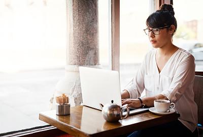理想化的,欲望,茶水间,部分,咖啡杯,杯,技术,卡布奇诺咖啡,现代,马克杯