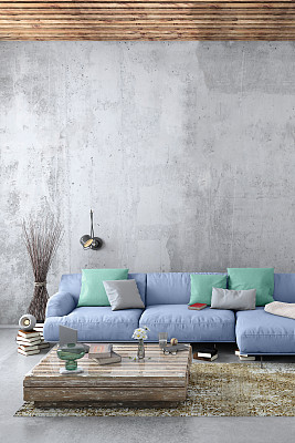 沙发,起居室,极简构图,室内,大特写,大量物体,北欧,华贵,简单,现代