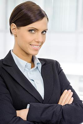 注视镜头,女商人,自然美,真实的人,商务,经理,专业人员,匈牙利,肖像,一个人