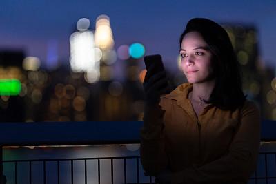 技术,女人,手,商务,部分,计算机,社会化网络,一个人,现代,青年女人