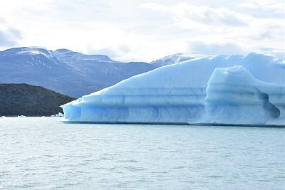 冰山,世界遗产,图像,埃尔卡拉法特,巴塔哥尼亚,无人,湖,阿根廷,户外,南极洲