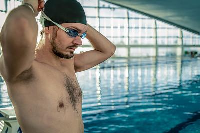 专业人员,青年人,运动,青年男人,水下,水上运动,男人,生活方式,仅一个男人