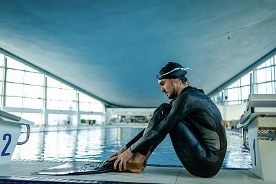 专业人员,修改系列,运动,仅男人,仅一个男人,职业运动员,禅宗,水下,游泳护目镜,生活方式