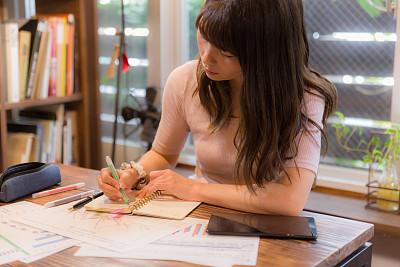 商务,图像,咖啡馆,会议,日本人,成年的,仅成年人,青年人,男商人,女商人