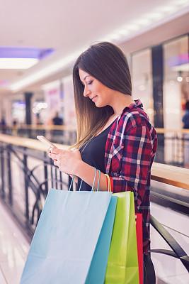 少女,购物中心,自然美,威斯敏斯特购物中心,拿着,顾客,原生数字,儿童,看,女孩