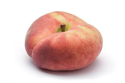 一个物体,平坦的,桃,野生植物,完整,蔬菜,波兰,清新,食品,熟的