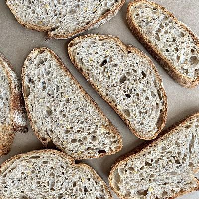 苦荞面包,碎屑,全麦,清新,面包,食品,自制的,背景,手工食品和饮料,有机食品