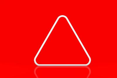 空的,边框,三维图形,极简构图,白色,抽象,红色背景,贺卡,几何形状
