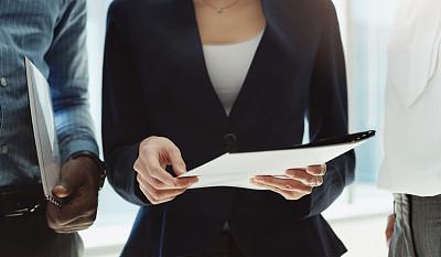 文档,信心,忍耐力,专业人员,策略,拿着,商务策略,创作行业,办公室,非洲人