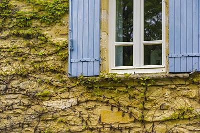 普罗旺斯,法国,城镇景观,复古风格,古董,古典式,百叶窗,乡村风格,户外,建筑