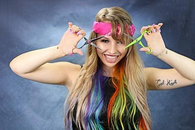商务,专业人员,睫毛膏,女人,青年女人,头发,顾客,时装模特,发型,理发店