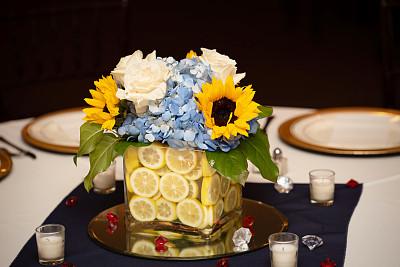 婚礼,装饰物,华丽的,事件,蛋糕,婚姻,华贵,浪漫,现代,餐馆