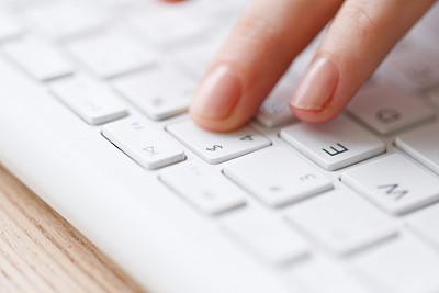 计算机键盘,美元符号,按键区,网上银行,商务,有序,部分,计算机,灵感,技术