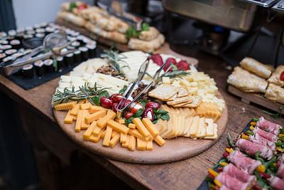 寿司,奶酪,海产,早餐,自助餐,格子烤肉,意大利腊肠,菜单,事件,华贵