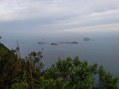 Paisagem vista durante a trilha do Morro Dois Irm?os.Rio de Janeiro - RJBrasil