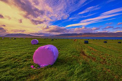 秋天,冰岛国,环境,云,著名景点,自然美,河流,户外,天空,自然