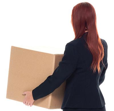 一个人,背面视角,青年女人,20到29岁,半身像,商务人士,女商人,套装,女性,成年的