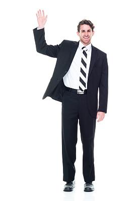 经理,一个人,青年女人,20到29岁,全身像,幸福,商务人士,男商人,套装,女性