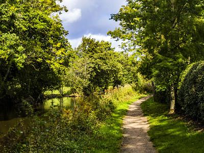 伍斯特郡,英国,湖,河流,运河,风景,水,地形,伯明罕,伍斯特
