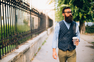 咖啡,环境保护,在活动中,周末活动,咖啡杯,肖像,一次性杯子,马克杯,顾客,忙碌