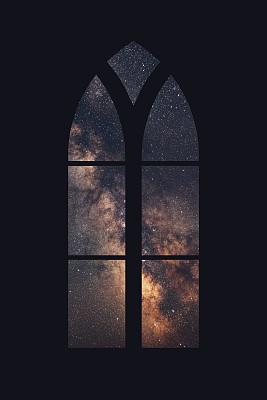 窗户,天堂,空间探索,概念象征,哲学家,远距离,加拿大,想法,天空