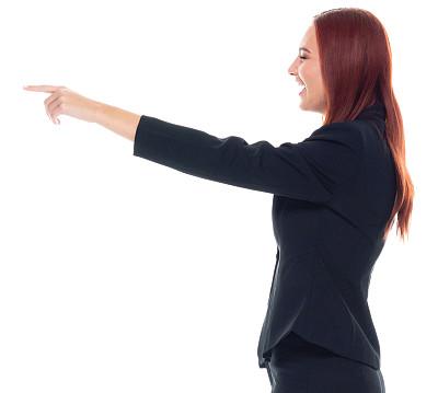 一个人,青年女人,20到29岁,半身像,商务人士,女商人,套装,女性,成年的,长发