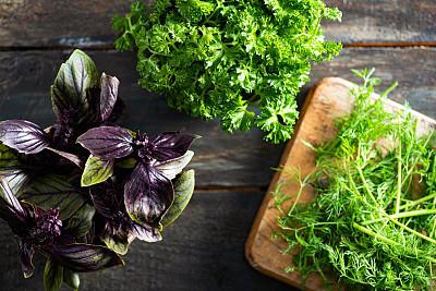 蔬菜,清新,视角,农业,素食,胡瓜,土耳其,莴苣,多样,食品