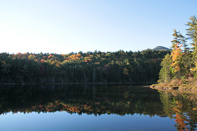 观光公路,美国,新英格兰,公路,著名景点,自然美,白山山脉,阿巴拉契亚山脉,河流