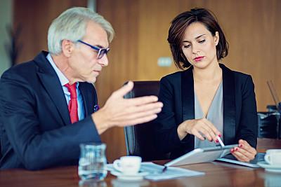 办公室,经理,专业人员,技术,欢乐,商务策略,脑风暴,情绪压力,商务人士,男商人