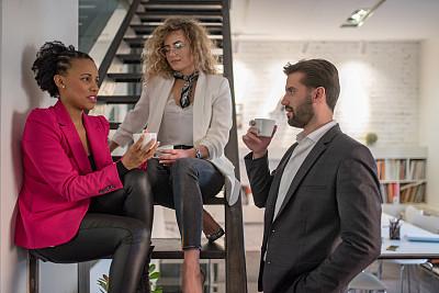 工间休息,职业,饮料,商务,专业人员,咖啡杯,女人,青年女人,商业金融和工业,办公室