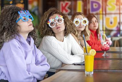 生日,餐馆,乐趣,女孩,鸡尾酒,事件,土耳其,华贵,顾客,欢乐
