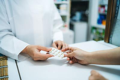 商店,药房,健康保健,健康保健工作人员,专业人员,医药职业,药,药丸,顾客,仅女人